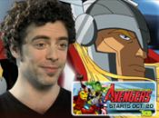 The Avengers: EMH! Thor Interview