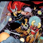 THOR BY WALTER SIMONSON OMNIBUS HC cover by Walter Simonson
