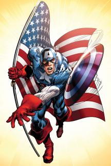 Captain America (2011) #1 (Adams Variant)