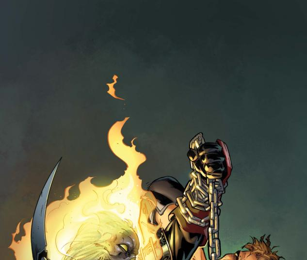 Ghost Rider #2 cover