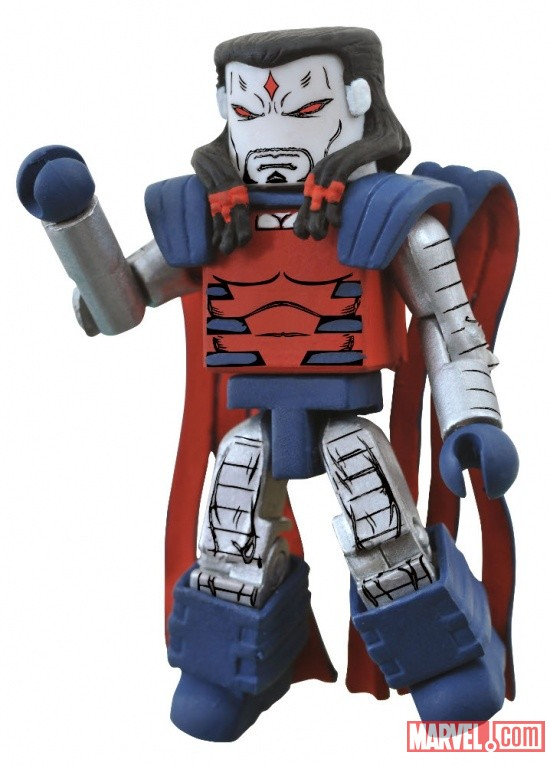 Mr. Sinister MiniMate (Age of Apocalypse Variant) by Diamond Select