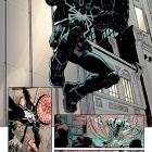 Venom (2011) #7 preview art by Tom Fowler