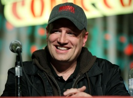 New York Comic Con 2011: Kevin Feige at the Marvel's The Avengers panel