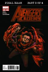 Avengers Academy #36 