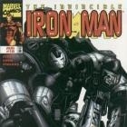 Iron Man (1998) #19 cover by Sean Chen