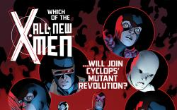 ALL-NEW X-MEN 11 (NOW, WITH DIGITAL CODE)