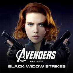 Marvel's The Avengers: Black Widow Strikes (2012)
