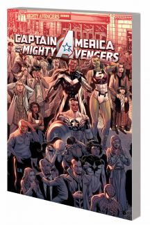 CAPTAIN AMERICA & THE MIGHTY AVENGERS: LAST DAYS  (Trade Paperback)