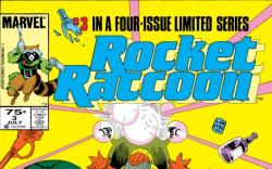 Rocket Raccoon #3