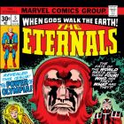 ETERNALS #5 COVER
