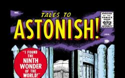 Tales to Astonish #1