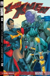 X-Treme X-Men (2001) #12