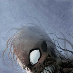 TOXIN (2007) #1 COVER