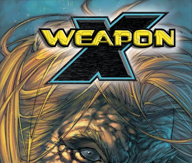 WEAPON X (2005) #28 COVER