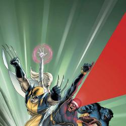 ASTONISHING X-MEN VOL. 1: GIFTED COVER
