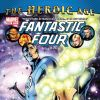 FANTASTIC FOUR #579 cover by Alan Davis