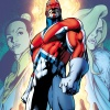 Captain Britain by Alan Davis