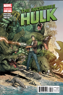 Incredible Hulk #3  (2nd Printing Variant)