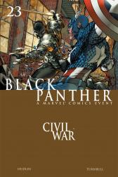 Black Panther #23 