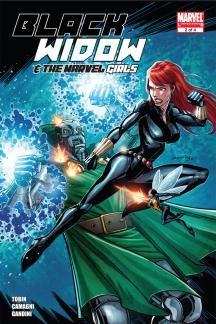 Black Widow & the Marvel Girls #2