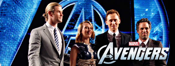 Marvel's The Avengers Rome Premiere Photos