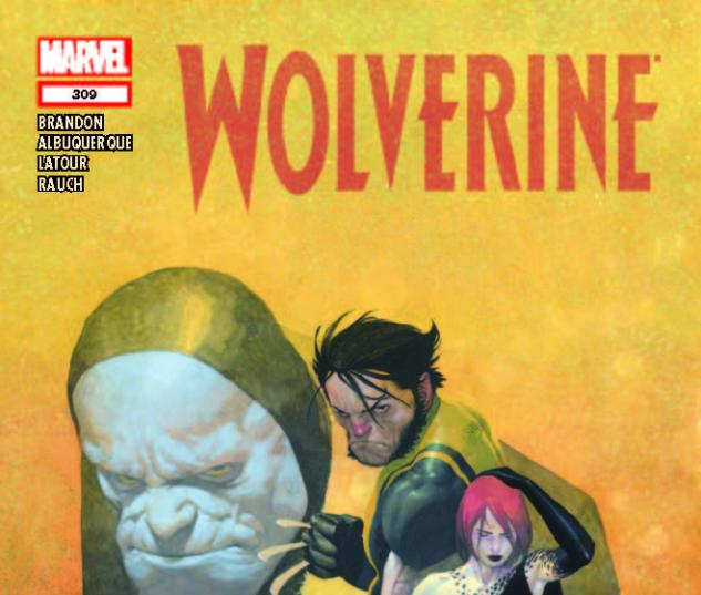 WOLVERINE 309 (WITH DIGITAL CODE)