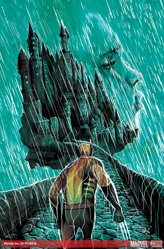 Wolverine #316 Cover