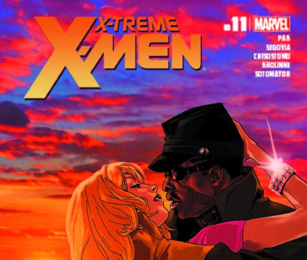 X-TREME X-MEN 11