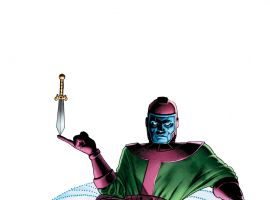 Kang by John Cassaday