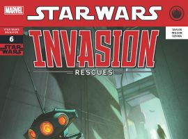Star Wars: Invasion - Rescues (2010) #6