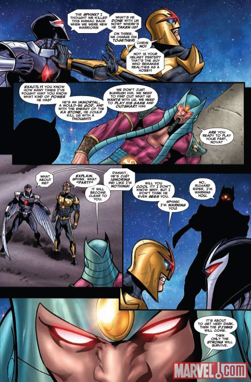 Nova (2007) #32
