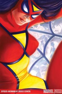 Spider-Woman (2009) #1 (ROSS COVER)