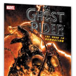 GHOST RIDER: ROAD TO DAMNATION COVER