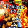 Image Featuring Human Torch, Valeria Richards, Franklin Richards