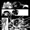 THUNDERBOLTS #148 black and white preview art by Declan Shalvey 6