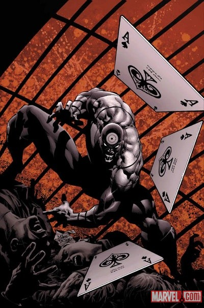 Bullseye by Mike Deodato