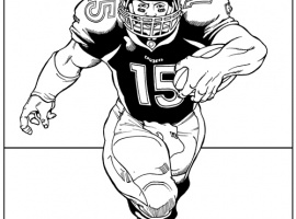 Tebow Time for Marvel and ESPN