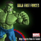 HeroClix Online Announces Hulk Fast Forces Collection