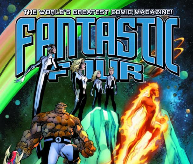 FANTASTIC FOUR 3 2ND PRINTING VARIANT