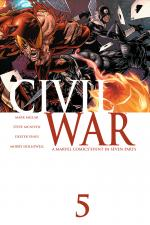 Civil War (2006) #5
