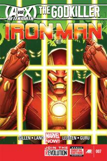 Iron Man (2012) #7