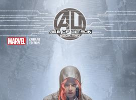cover from Avengers: Age of Ultron (2013) #2 (YOON VARIANT)