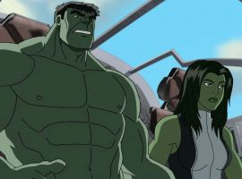 Marvel's Hulk & the Agents of S.M.A.S.H. screenshot