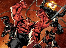 Take a Trip to the Underworld in Thunderbolts
