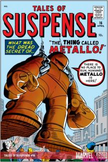 Tales of Suspense (1959) #16