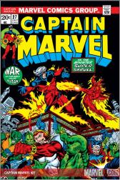 Captain Marvel #27