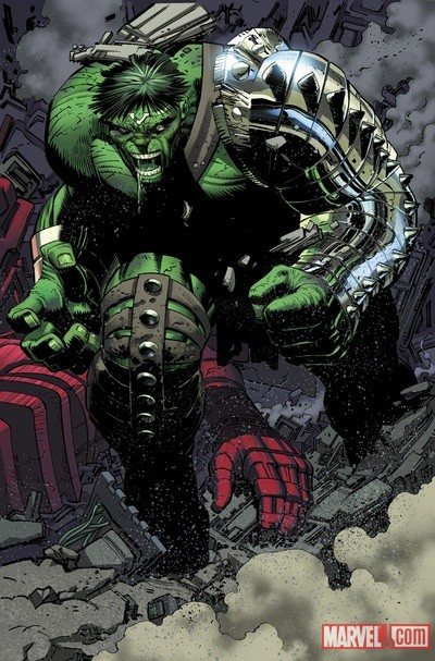 Hulk by John Romita Jr.