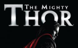 The Mighty Thor #1 Thor movie variant cover