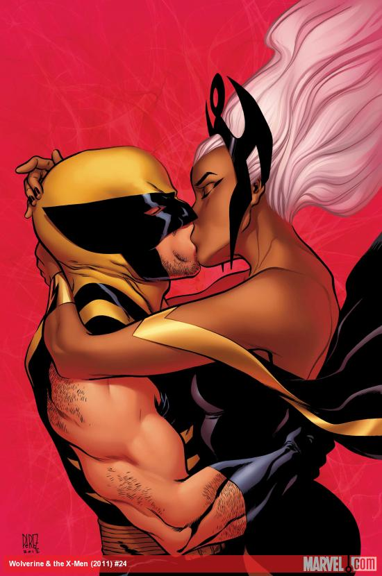 Wolverine & The X-Men #24