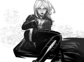 The Uncanny X-Men Revolution: Emma Frost